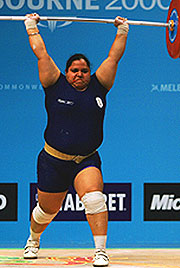 Geeta Rani of India secured gold in the Women's +75kg.