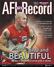 AFL Round 4 Footy record.