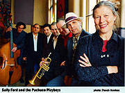 Sally Ford and the Pachuco Playboys