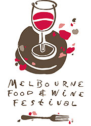Melbourne Food and Wine Festival logo