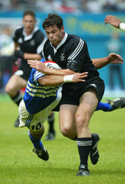 Craig De Goldi of New Zealand, 2002 Commonwealth Games