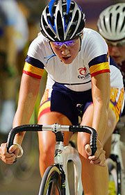 Australian road-cyclist Alexis Rhodes will focus on the 3,000m individual pursuit and 25km points race.