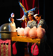 The Candy Butchers – A Circus Sweetmeat