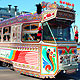 Karachi tram - a Festival 2006 highlight.